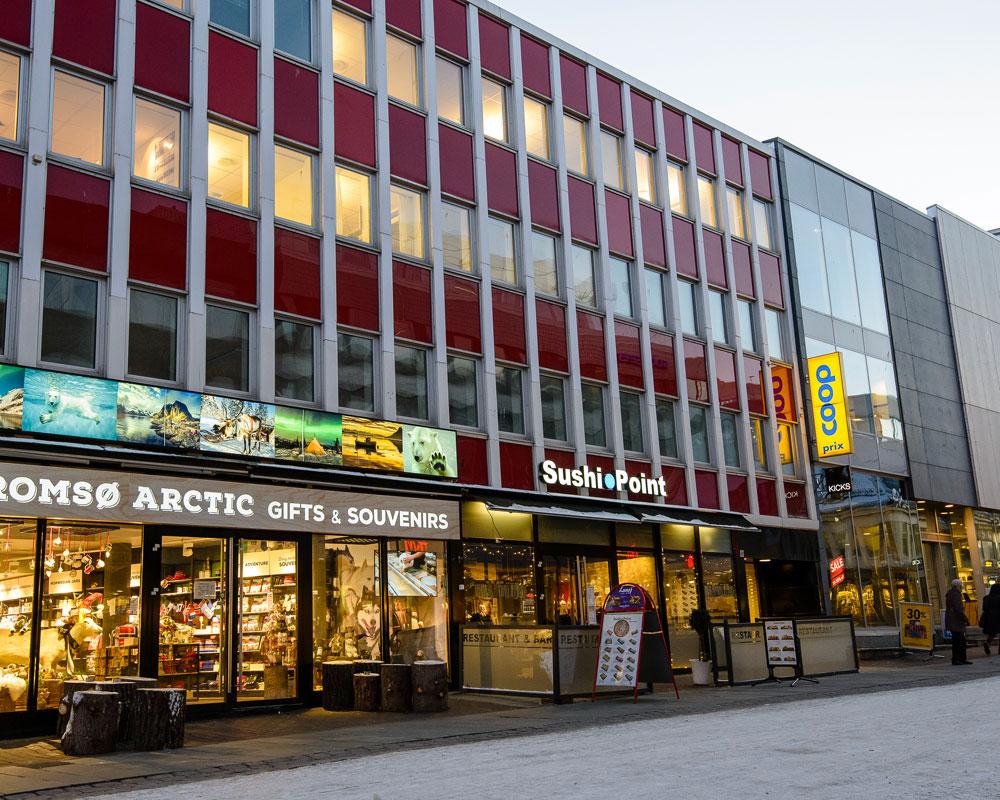 Storgata 69 – Tromsø sentrum