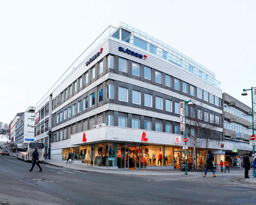 Storgata 70 – KV-Bygget – Ågårdbygget